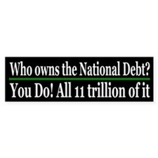 Who owns the National Debt?