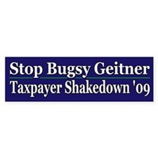 Stop Bugsy Geitner