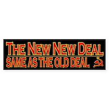 Obama Stimulus Bill Bumper Bumper Sticker