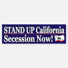 Stand Up California Bumper Bumper Bumper Sticker