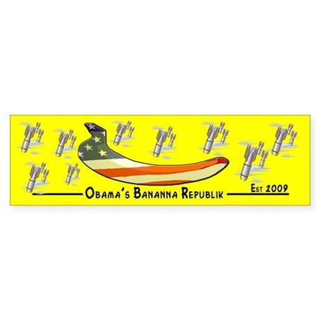 Obama's Bananna Republik