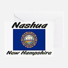 Nashua New Hampshire Greeting Card