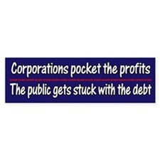 Corp. Profits Public Debt