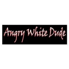 Angry White Dude