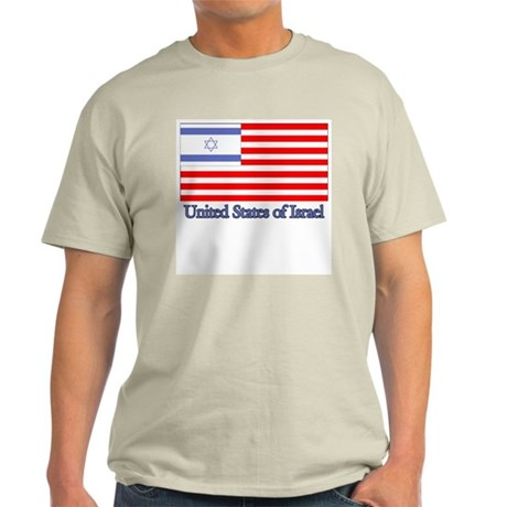 United States of Israel Light T-Shirt