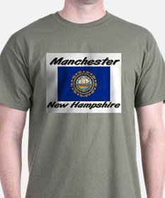 Manchester New Hampshire T-Shirt