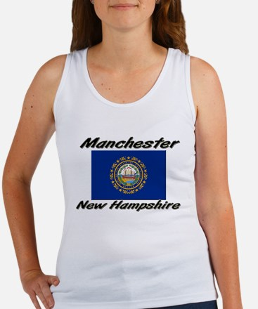 Manchester New Hampshire Women's Tank Top