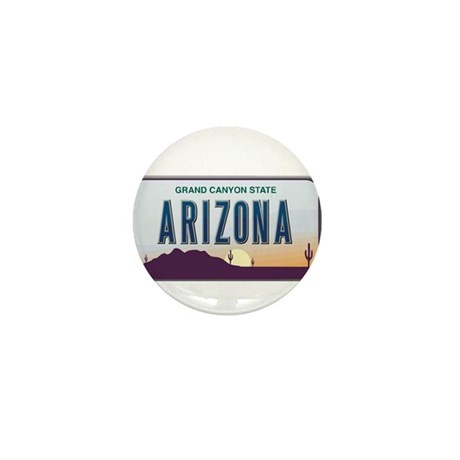 Arizona Mini Button