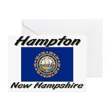 Hampton New Hampshire Greeting Cards (Pk of 20)