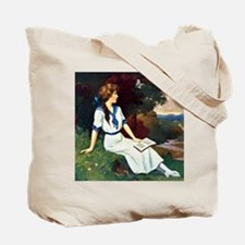 Ruth Fielding Tote Bag