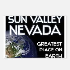 sun valley nevada - greatest place on earth Postca