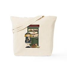 I Love Annies Tote Bag