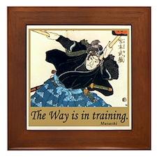 Musashi Framed Tile