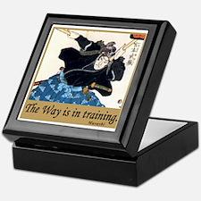 Musashi Keepsake Box