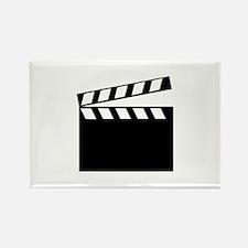 film clapper icon Rectangle Magnet