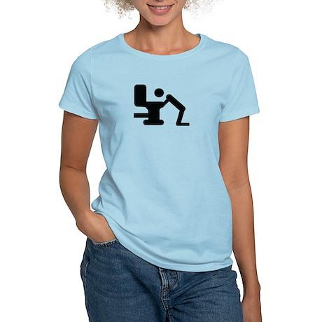 hang over icon Women's Light T-Shirt