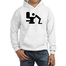 hang over icon Hoodie
