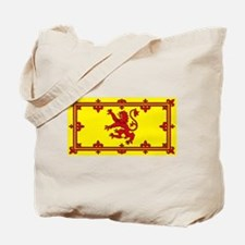 Scotland Scottish Blank Flag Tote Bag