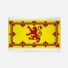 Scotland Scottish Blank Flag Rectangle Magnet