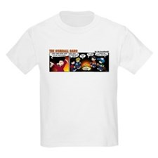 """""""Moms are Nuts!"""" Kids T-Shirt 2 sided with logo"""