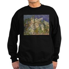 Van Gogh Blossoming Chestnut Branches Sweatshirt