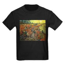 Van Gogh The Red Vineyard T