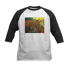Van Gogh The Red Vineyard Tee