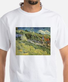 Van Gogh Thatched Cottages Shirt