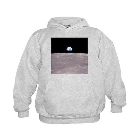 Earthrise Apollo 11 Kids Hoodie