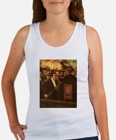 Orchestra of Opera by Degas Women's Tank Top