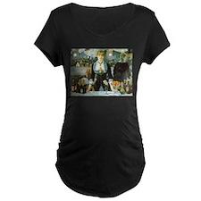 Manet, A Bar at the Folies-Bergere T-Shirt