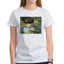 The Luncheon by Claude Monet Tee