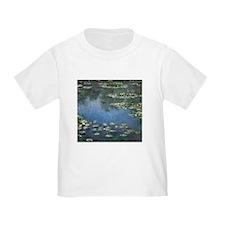 Waterlilies by Claude Monet T