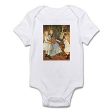 Renoir Daughters of Catulle Mendes Infant Bodysuit