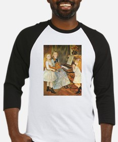 Renoir Daughters of Catulle Mendes Baseball Jersey