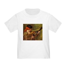 Renoir Spanish Woman with Guitar T