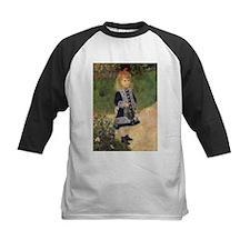 Renoir Girl w Watering Can Tee