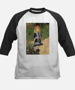 Renoir Girl w Watering Can Tee