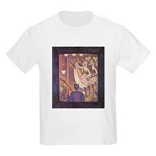 Seurat The Can-Can T-Shirt
