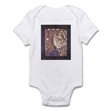 Seurat The Can-Can Infant Bodysuit