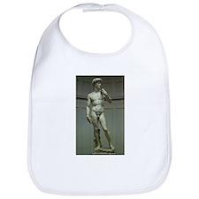 Statue of David by Michelangelo Bib