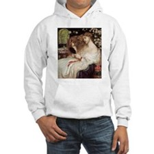 Lady Lilith by Dante Rossetti Hoodie