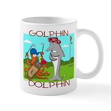 Golphin Dolphin Mug