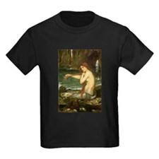 Mermaid by JW Waterhouse T