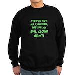 Evil clone army dad Sweatshirt (dark)