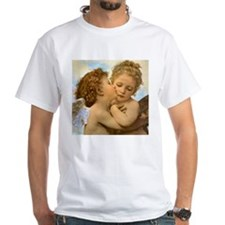 First Kiss by Bouguereau Shirt
