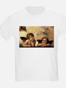 Angels by Raphael T-Shirt