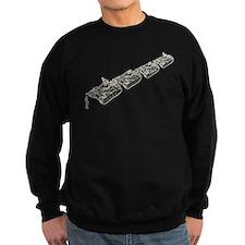 Tienanmen Tank Man Sweatshirt