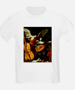Saint Cecilia and Angel, Saraceni T-Shirt