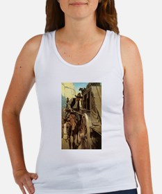 Admirable Outlaw by NC Wyeth Women's Tank Top